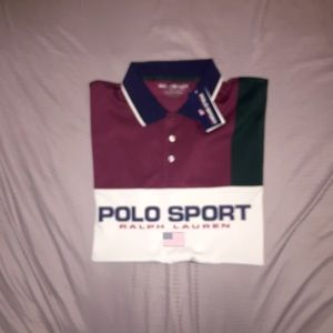 Short sleeve Polo sport tee